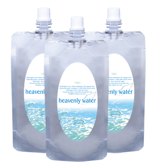 H4O heavenly water
